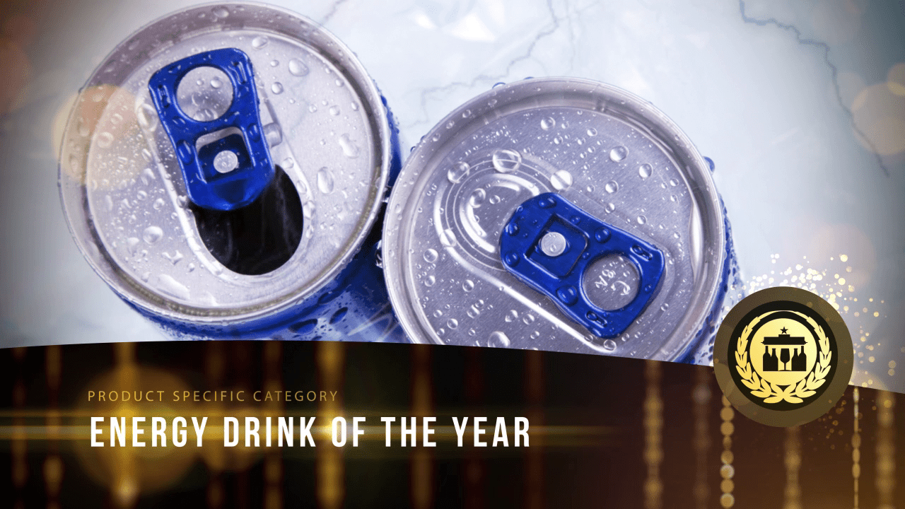 Energy drink of the Year
