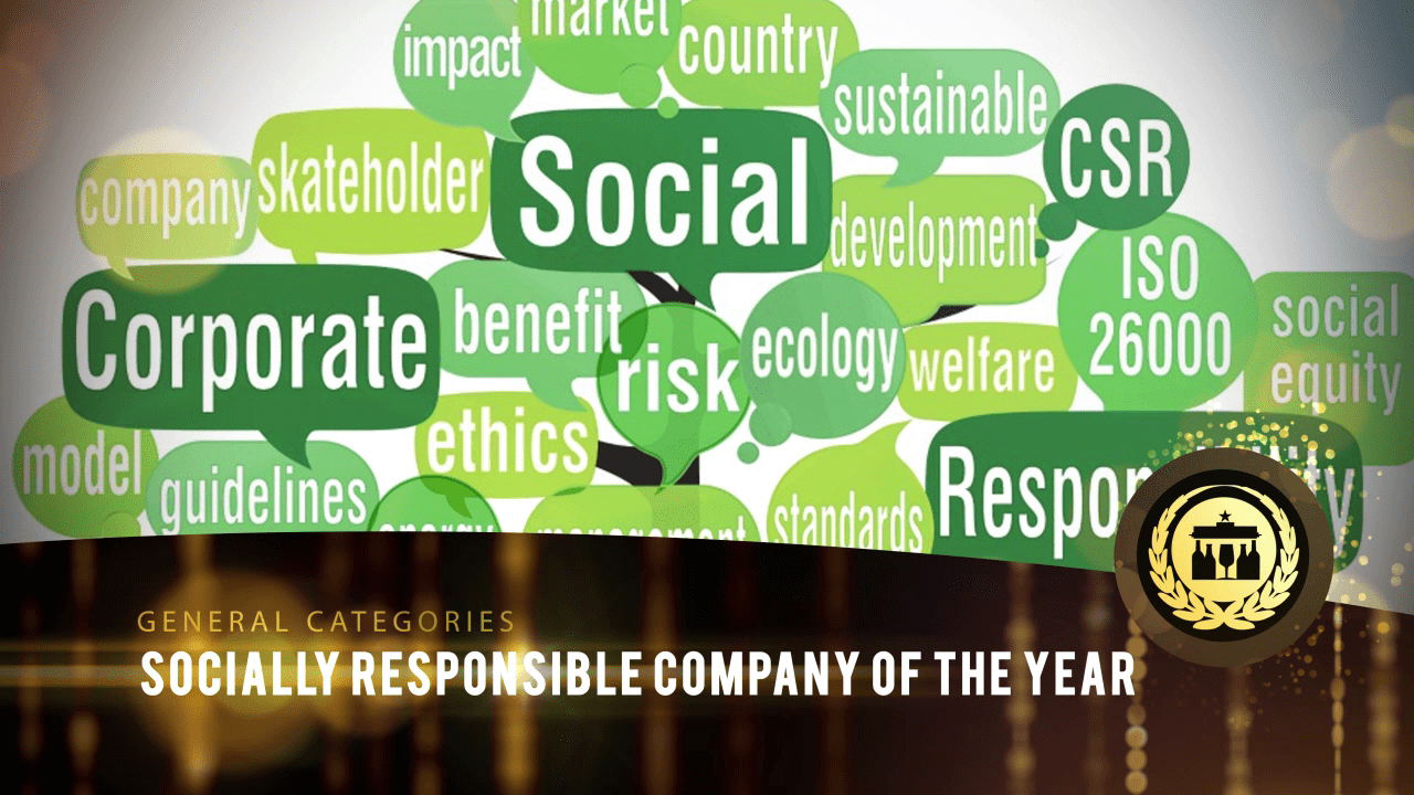 Socially Responsible Company of the year