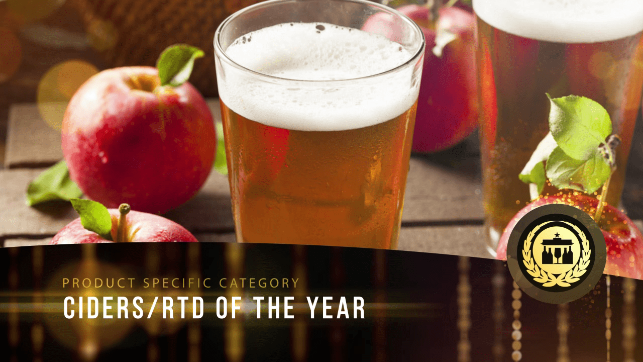 Ciders/RTD of the Year