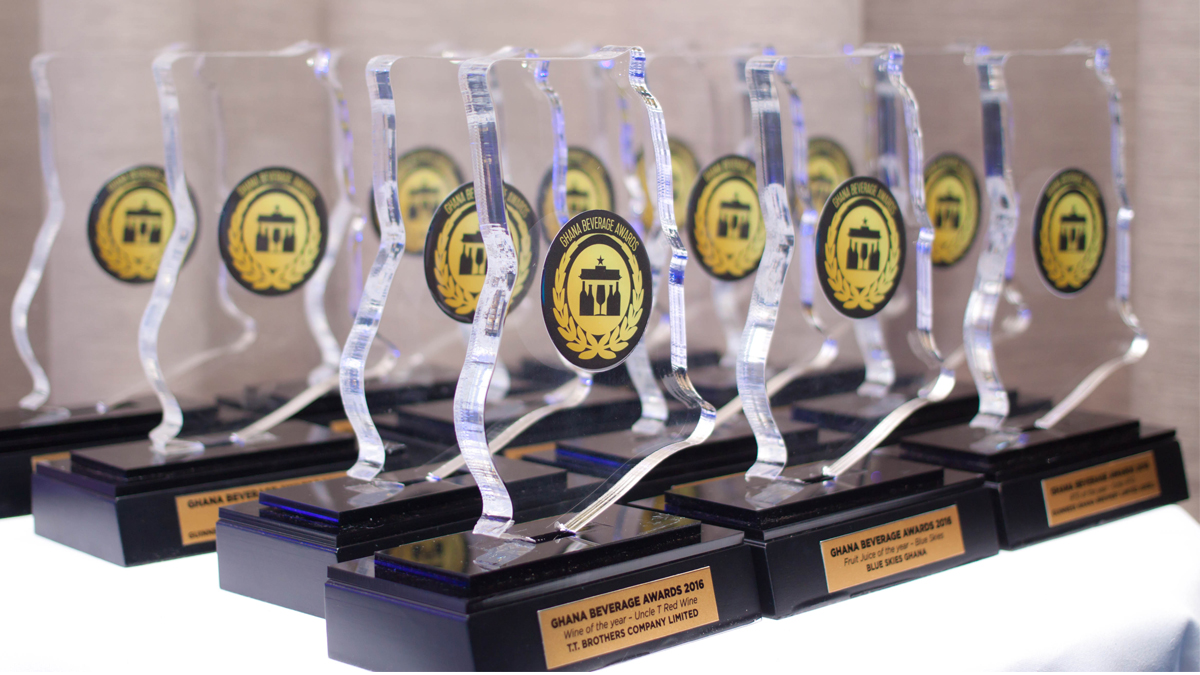 Ghana Beverage Awards Slider