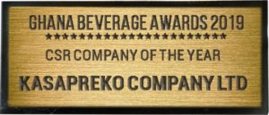 CSR COMPANY OF THE YEAR