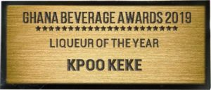 LIQUEUR OF THE YEAR