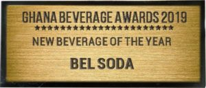 NEW BEVERAGE OF THE YEAR